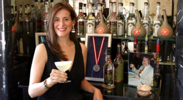 CEO Melanie Asher company Macchu Pisco is the largest distributor of Pisco in the US.