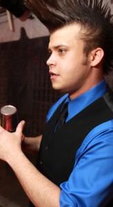 Jason Strich of Funxion Restaurant at the Best of Peru.