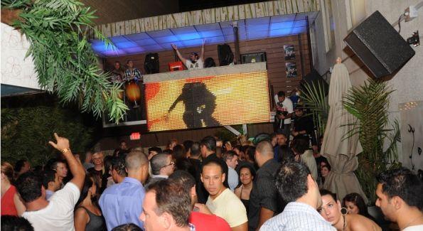 Thursday Night at Eden Lounge
