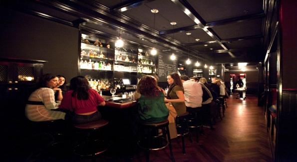 The Black Bar at The Gibson, photo credit Sam Vasfi