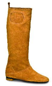 "SALVATORE FERRAGAMO ""My Sweet boot ($550); Salvatore Ferragamo, www.ferragamo.com."