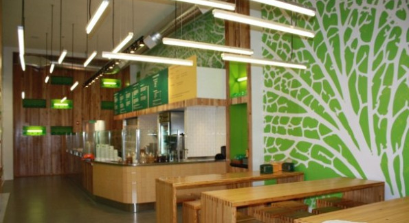 Sweetgreen's Dupont Circle Location