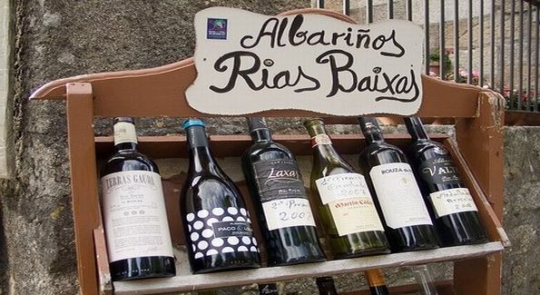 Spanish Albariño from the Rias Baixas region is a super summer sipper.