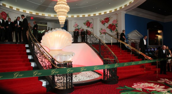 The Greenbrier's new $80 million Casino Club, which is open only to resort guests. Courtesy Photo/The Greenbrier