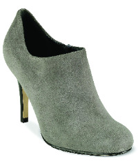 "COLE HAAN ""Air Talla"" high heel booties ($248); Bloomingdale's, www.bloomingdales.com."