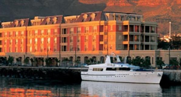 Cape Grace Hotel in Cape Town,South Africa