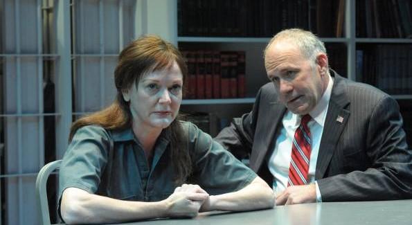 Deborah Hazlett and Gene Foucheux. Photo by Stan Barouh.