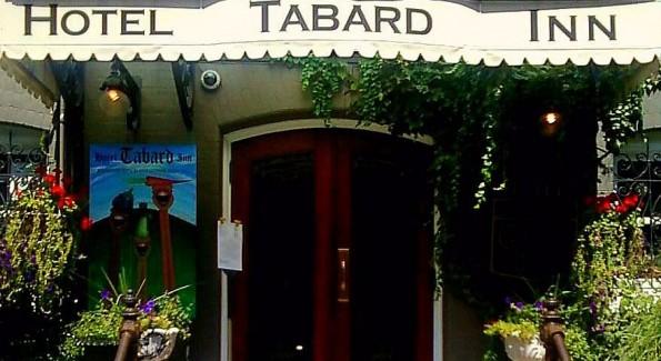 Tabard Inn and Hotel @ 1739 N St NW