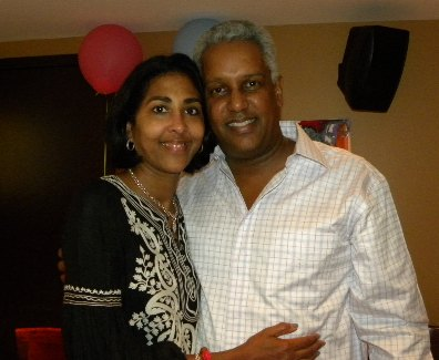 """Sonya Ali and her husband Kamal """"Ben Jr"""" continue the legacy of what was started by his parents."""