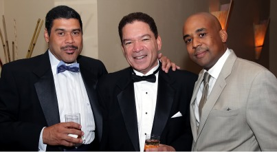 B. Doyle Mitchell, Jr. President and CEO Industrial Bank, Chairman NBA. Michael Grant, President NBA. Kenneth Sawyer, Senior Advisor to US Senator Roland Burris