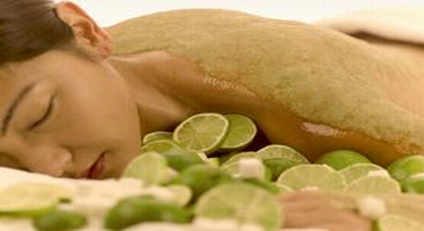 The Mojito Sugar Scrub is an almost sipp-able spa treatment at the Hotel Hershey spa.