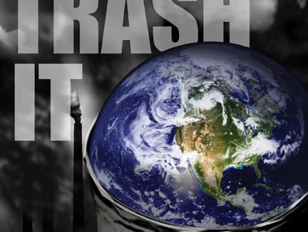 Don't Trash It by Starkman Design Group (California)