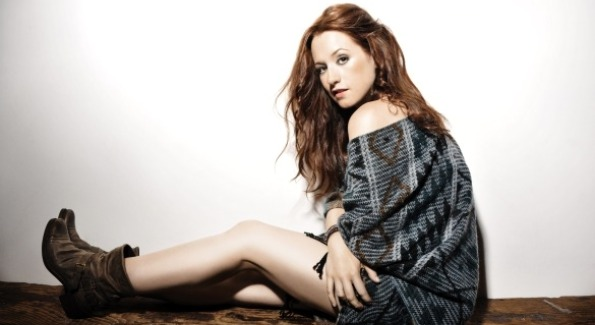 The talented Ingrid Michaelson. Photo by Shervin Lainez.