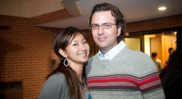 Anchyi Wei and Michael Clements.