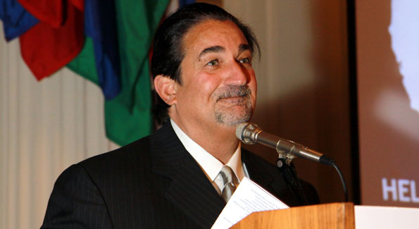 Ted Leonsis of AOL will be one of DC Entrepreneur Week's featured speakers. Photo by Alfredo Flores.