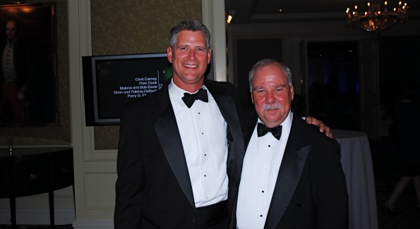 Dr. Cameron Muir, Executive Vice President, and David Schwind, CFO.