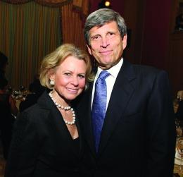 Diana and Stephen Goldberg