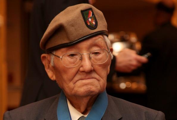 MIS Veteran, Roy Matsumoto. Photo courtesy of joeshymanski.com.
