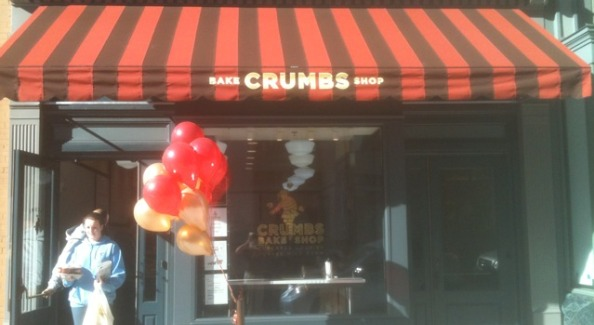 CRUMBS Bake Shop, 604 11th Street NW