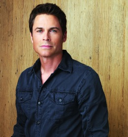 Actor Rob Lowe will produce upcoming show The Potomac Fever.