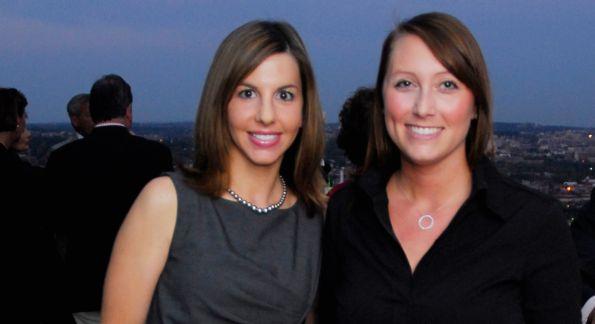 Tara DeNicols, and Heather Guay. Photo by Kyle Samperton.