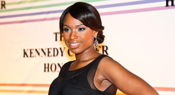 Jennifer Hudson. Kennedy Center Honors Red Carpet. Photo by Tony Powell.