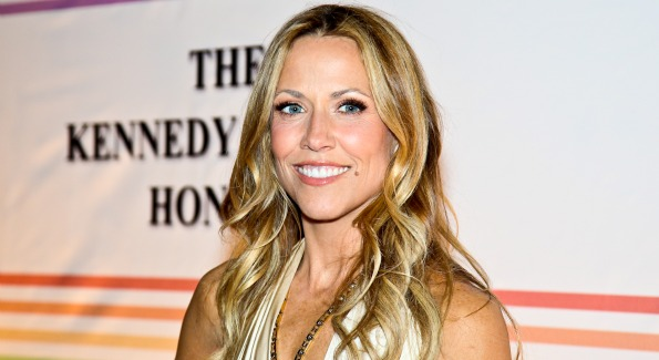 Sheryl Crow. Kennedy Center Honors Red Carpet. Photo by Tony Powell.