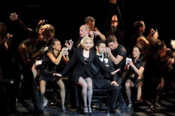 Allure of the Sea's musical production of Chicago. Photo by Royal Caribbean.