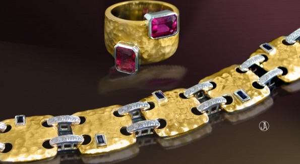 Adeler Jeweler bracelet.