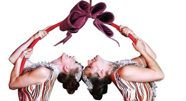 Cirque du Soleil Dreams Holidaze come to DC this season.