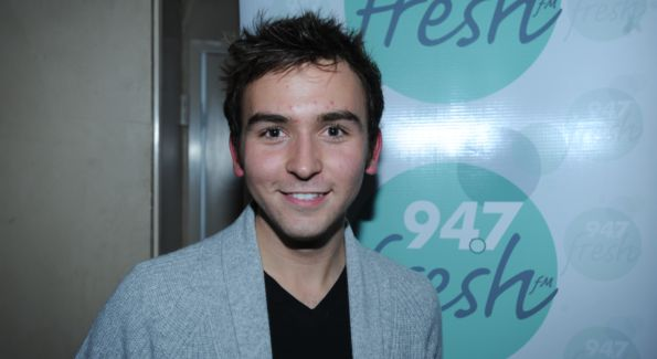 DC's DJ Tommy McFly joins 94.7 Fresh FM. Image courtesy of Brett Bagley.