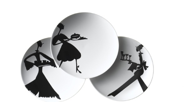 Sweet Treats, Rebecca Moses Dessert Plates available at Macy's.