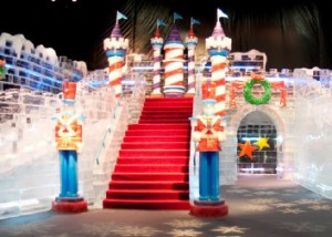 ICE! Experience at Gaylord National Harbor