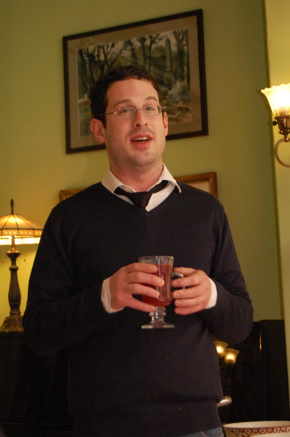 Adam Bernbach describes what makes a great hot cocktail.