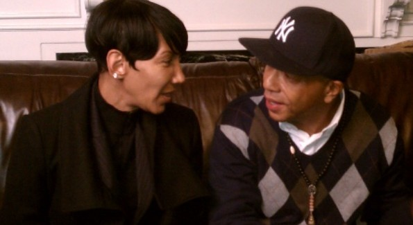 Power Source Adoria Doucette & Russell Simmons