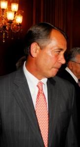John Boehner. Photo by Kyle Samperton