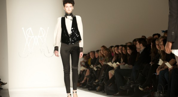 Ruffian A/W 2011. Photos courtesy of Shoot for Change/Walter Grio for SVELTE, LLC.