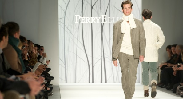 Perry Ellis A/W 2011. Photos courtesy of Shoot for Change/Walter Grio for SVELTE, LLC.