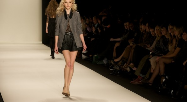Rebecca Minkoff A/W 2011. Photos courtesy of Shoot for Change/Walter Grio for SVELTE, LLC.