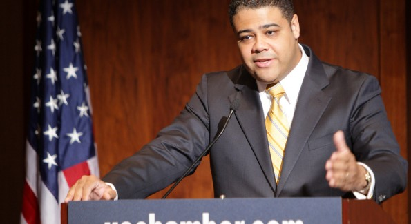 Donald Cravins, Jr. - Staff Director and Chief Counsel for the US Senate Committee on Small Business & Entrepreneurship