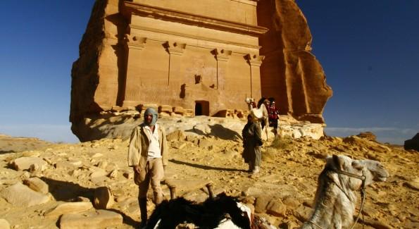 """scene from """"Arabia 3D"""""""