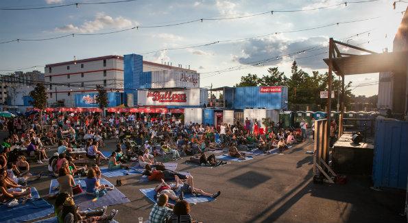 New Vintage Jazz and Wine Festival (Photo by Dakota Fine)
