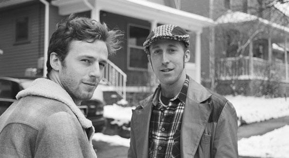 Peter and Davy Rothbart (Courtesy photo)