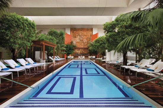 Indoor pool (Courtesy photo)