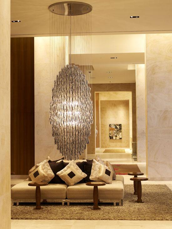 The elegant lobby (Courtesy photo)