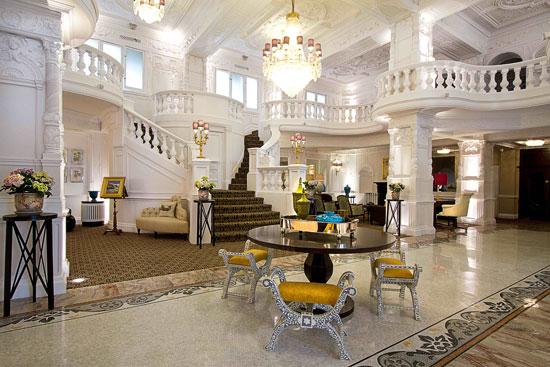 The lobby (Courtesy photo)