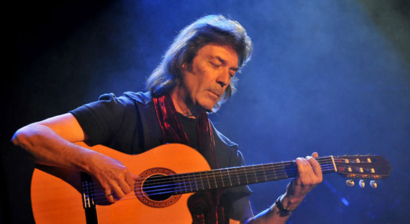 Steve Hackett (Photo by Lee Millward)
