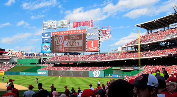 Nationals Stadium (Photo by Keith Allison via Flickr)