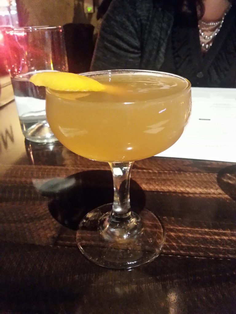 Mama's Squeezebox is one of the many great sips at Square 1682. Photo courtesy Kelly Magyarics.