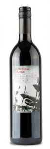 Bombing Range Red is a great option for barbecued ribs or brisket. Photo courtesy McKinley Springs Vineyard.